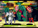 Marvel Super Heroes vs. Street Fighter PlayStation Instead to use one of his special moves against P2 U.S. Agent, Bison uses a simple Crossover Attack.
