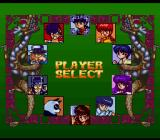 Ranma 1/2: Hard Battle SNES Select your character