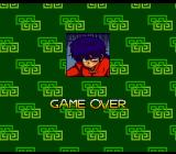 Ranma 1/2: Hard Battle SNES Game over.