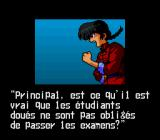 Ranma 1/2: Hard Battle SNES Ranma's opening story in French.