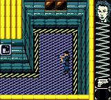 Perfect Dark Game Boy Color Starting out on the training mission