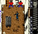 Perfect Dark Game Boy Color These guys are hostages and need rescuing to complete your objective