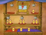 Disney's Math Quest with Aladdin Windows Use the cards at the bottom to make the sum shown