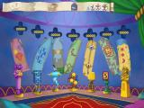 "Disney's Math Quest with Aladdin Windows The ""rec room"" offers four difficulty levels as opposed to three for the puzzles in game"