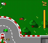 LEGO Stunt Rally Game Boy Color Too much speed around the corners results in you coming of the track just like in real-life Scalextric.