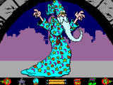 Hunchback of Notre Dame Windows 3.x This wizard explains all of the options for you