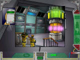 Spy Kids Learning Adventures: Mission: Man In The Moon Windows Entering the moonbase with a code