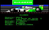 Grand Prix Circuit Amstrad CPC McLaren Description