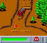 Matchbox: Emergency Patrol Game Boy Color You even have collect the flag missions in the fire engine.