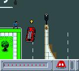 Matchbox: Emergency Patrol Game Boy Color Pedestrians cannot be run over as they are automatically moved out of the way.