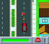 Matchbox: Emergency Patrol Game Boy Color Collect the flags dotted around the streets and alleys.