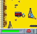 Matchbox: Emergency Patrol Game Boy Color The fire at the oil refinery quickly spreads so you need to be accurate with your hose.