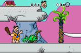 The Flintstones: Big Trouble in Bedrock Game Boy Advance Come here.