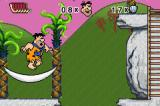 The Flintstones: Big Trouble in Bedrock Game Boy Advance That's cool.