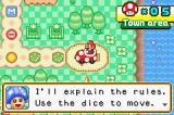 Mario Party Advance Game Boy Advance Explaining the basics.