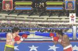 Rocky Game Boy Advance Rocky 2 fighting Apollo Creed in the Rematch.