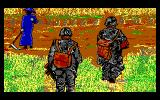 Lost Patrol DOS Intermediate screen (EGA)