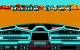 Moon Blaster DOS Game Over (VGA)