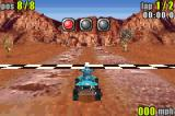 ATV: Quad Power Racing Game Boy Advance The last level is a canyon level