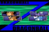 Dragon Ball Z: Supersonic Warriors Game Boy Advance VS screen