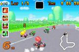 Mario Kart: Super Circuit Game Boy Advance How do you drive this thing?