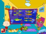 Playhouse Disney's Stanley: Wild for Sharks! Windows Choose the number of fish that comes after four...