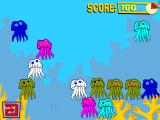 Playhouse Disney's Stanley: Wild for Sharks! Windows Match pairs of octopi