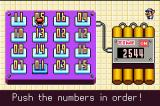 Mario Party-e Game Boy Advance Time Bomb Ticks!: Who can diffuse the bomb faster?