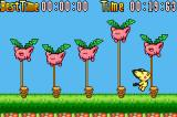 Hold Down Hoppip Game Boy Advance Leaping for a hoppip.