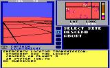 Starflight DOS Our starship crashed while landing. (EGA/Tandy)