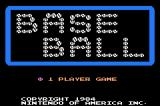 Baseball Game Boy Advance Baseball