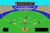 Baseball Game Boy Advance The field