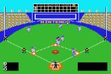 Baseball Game Boy Advance Running