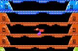 Ice Climber Game Boy Advance The eggplant ascends.