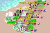 SEGA Arcade Gallery Game Boy Advance Outrun: you get shown how far you got on the map after the game over screen.