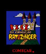 Roko-Loko no Castelo do Ratozinger J2ME Title screen.
