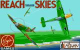 Reach for the Skies Atari ST Title screen