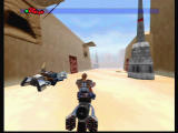 Star Wars: Shadows of the Empire Nintendo 64 Streets of Mos Eisley