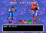 World Heroes 2 JET Neo Geo That D button never gets any love.