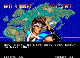 World Heroes 2 JET Neo Geo Guess who won?
