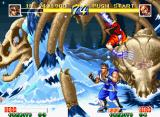 World Heroes Perfect Neo Geo New feature! Your character can now look up!