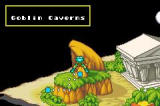 Frogger's Adventures: Temple of the Frog Game Boy Advance Map Screen