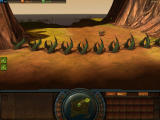 Impossible Creatures Windows This wall of thorns can block AND hurt the incoming enemy creatures