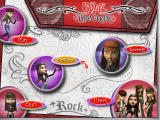 Bratz: Rock Angelz Windows Main menu