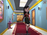 Bratz: Rock Angelz Windows Exploring the office