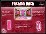 Bratz: Rock Angelz Windows Instructions for the Fashion Dash minigame