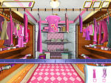 Bratz: Rock Angelz Windows The Fashion Dash minigame