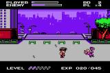 Capcom Classics: Mini Mix Game Boy Advance Mighty Final Fight: these enemies throw knives at you.