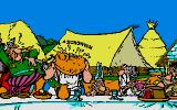 Asterix and the Magic Carpet Atari ST The feast is here...(French version)
