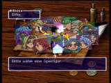 Blaze & Blade: Eternal Quest Windows Choosing a character type from the many available